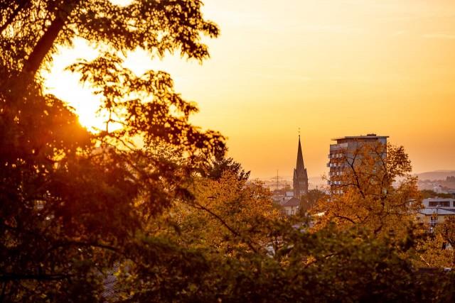 Herbst in Gießen