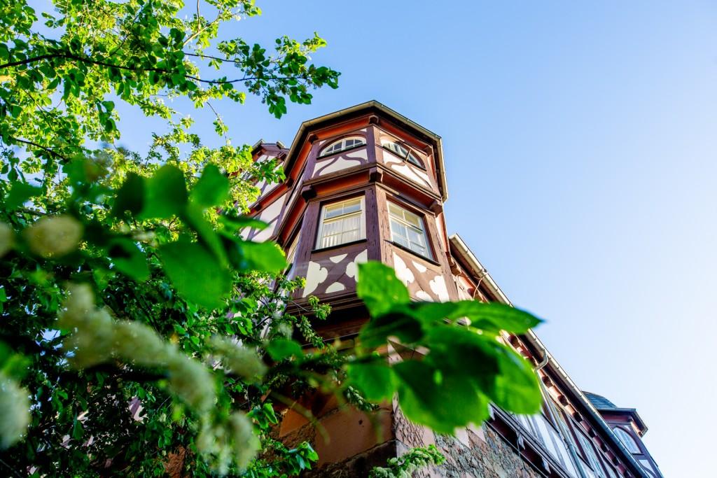 Das Neue Schloss Gießen