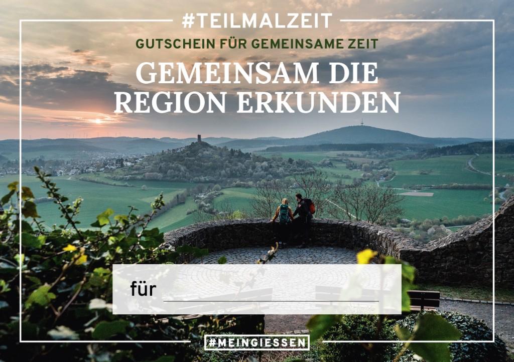 """#TEILMALZEIT – """"Gemeinsam die Region erkunden"""""""